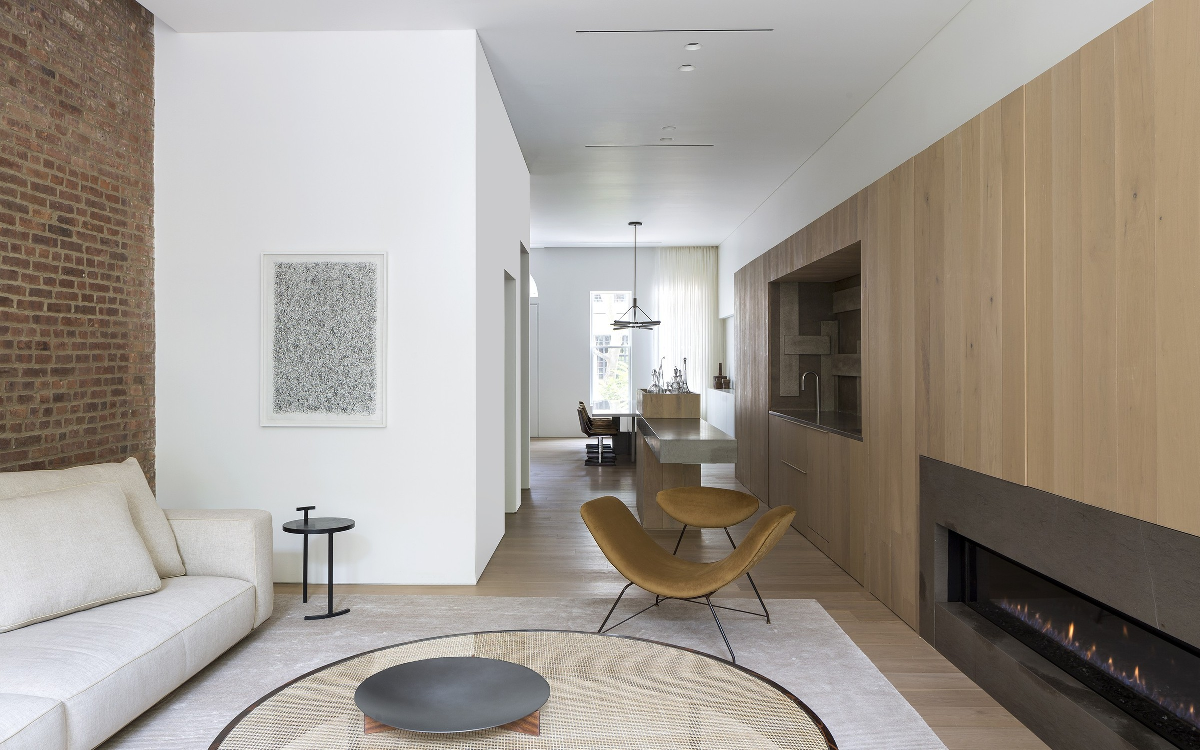 Brownstone House - Projects - Arthur Casas padstyle.com