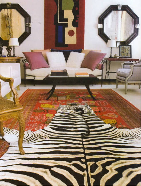 How To Choose The Perfect Rugs To Fit The Themes In Your