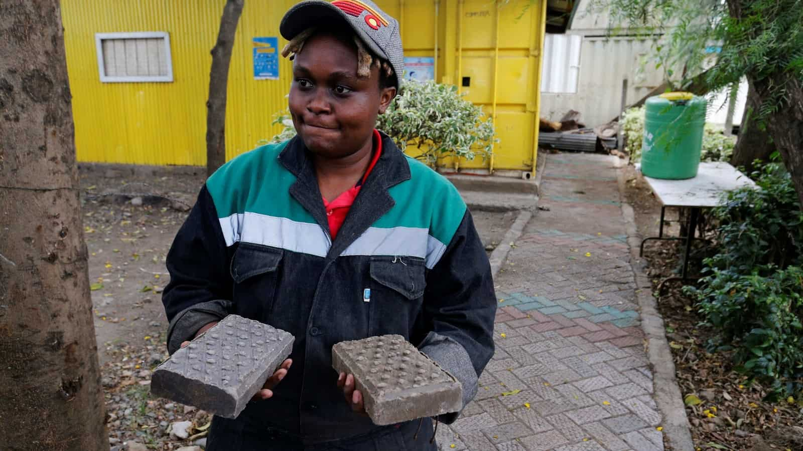 Image result for kenyan mature sustainable bricks