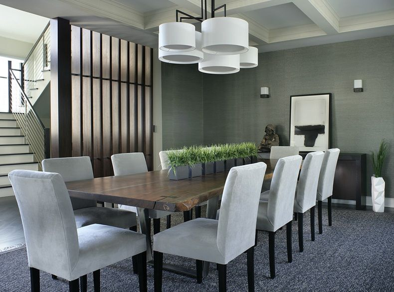 Modern Dining Table Centerpiece Ideas Padstyle Interior Design Blog Modern Furniture Home Decor