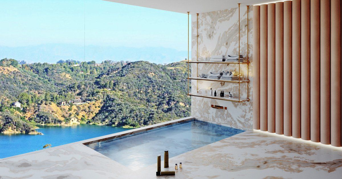 A Bel Air Residence With A Breathtaking Panoramic View padstyle.com