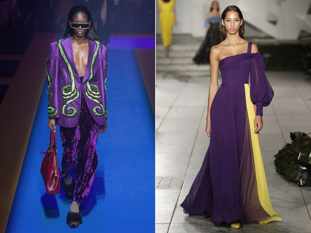 ultra violet fashion padstyle