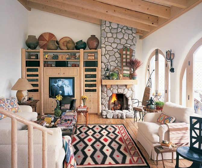 Image result for native american inspired interior design