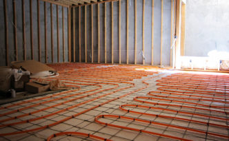 Modern Innovation Radiant Floor Heating