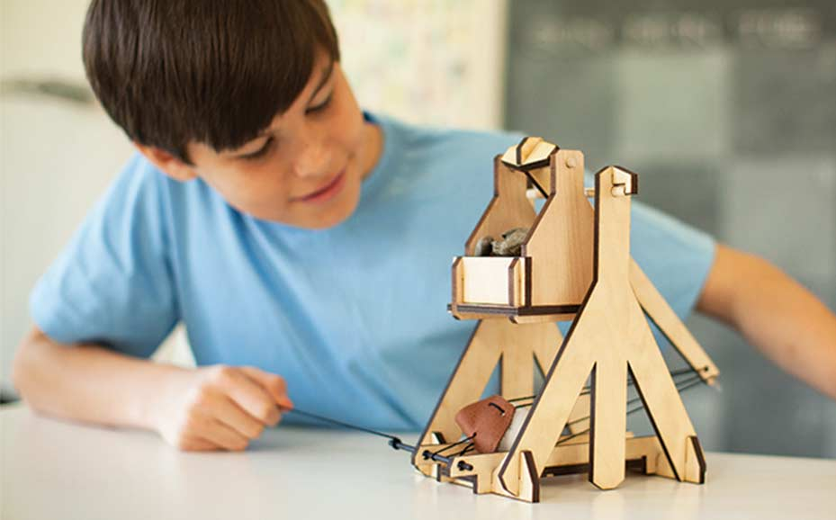 make your own trebuchet kit padstyle.com