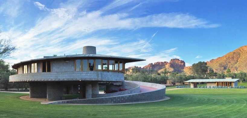 nine frank lloyd wright properties are currently for sale in the US