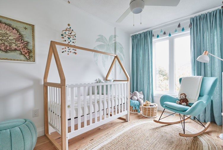 10 Practical Tips to Decorating Your Baby's Nursery
