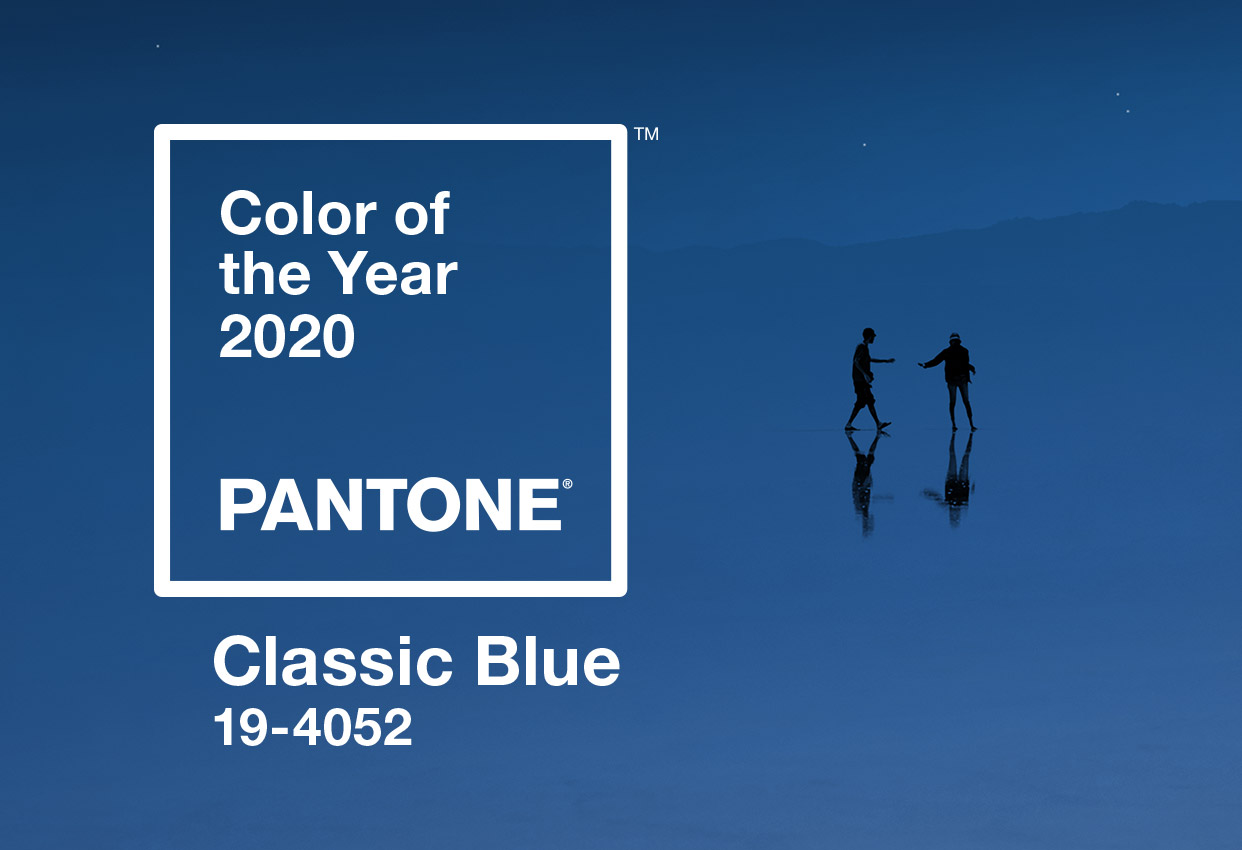 Image result for pantone classic blue color of the year