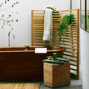 Turning your bathroom into a spa