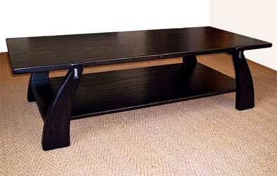 The Ames And Musashi Are Solid And Imposing Coffee Tables With  Fundamentally Different Design Approaches; Musashi Is Clearly More Asian  Inspired With A ...