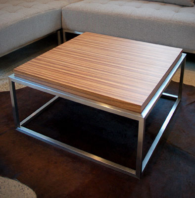 Drake Coffee Table PadStyle Interior Design Blog Modern - Drake coffee table