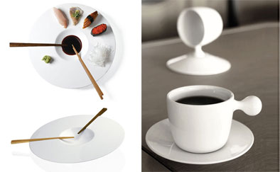 While at the table choose from a number of stylish and functional tableware options by designer Chaiyut Plypetch. His Dish Up is remarkably simple; ...  sc 1 st  PadStyle & tableware time u2013 PadStyle | Interior Design Blog | Modern Furniture ...
