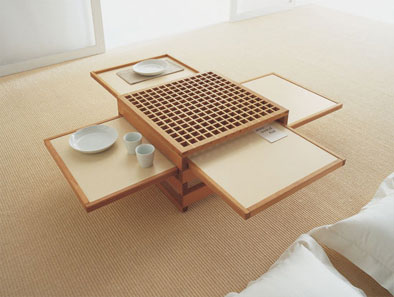 Designer Dining Tables Padstyle Interior Design Blog Modern - Rotor-coffee-table-by-bellato