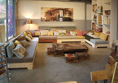 Hein Eek Prolific And Eclectic PadStyle Interior Design Blog